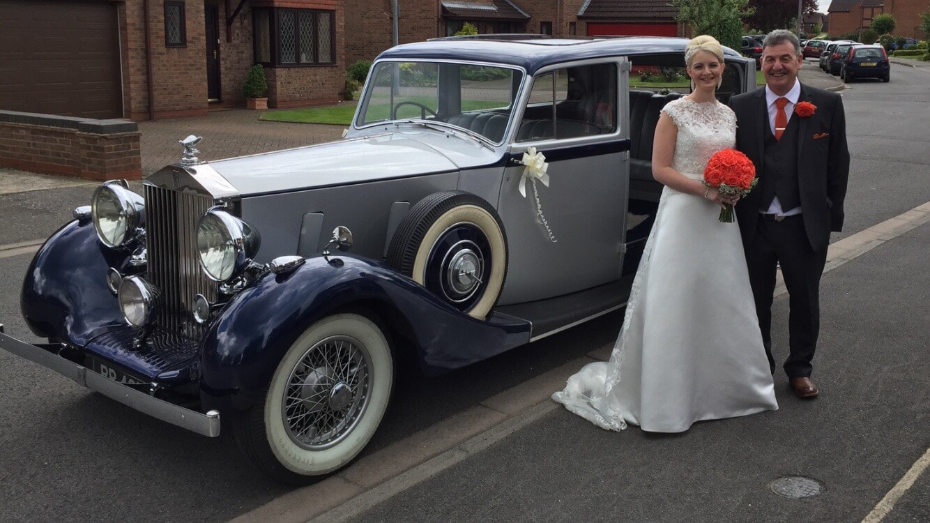 Hire Rolls-Royce Wraith For Weddings & Civil Partnerships | Arrive ...